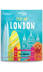 Pop-Up London book