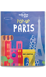 Pop-Up Paris book