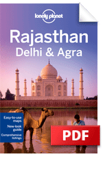 Rajasthan, Delhi & Agra - Agra & the Taj Mahal (Chapter)