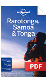 Rarotonga, Samoa &amp; Tonga