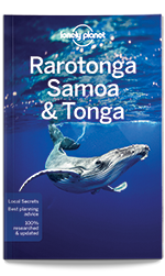 Rarotonga, Samoa & Tonga travel guide, 8th Edition Dec 2016 by Lonely Planet