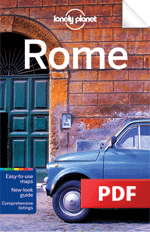 Rome travel guidebook