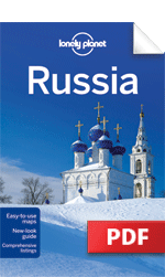 Russia travel guidebook