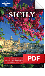 Sicily travel guide - 5th edition