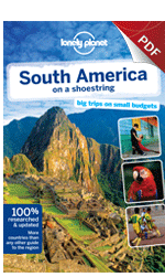 South America on a Shoestring - Guyana (Chapter)