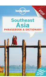 Southeast Asia Phrasebook - Thai (Chapter)