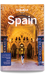 Spain travel guide, 11th Edition Nov 2016 by Lonely Planet
