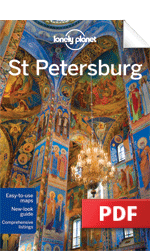 St Petersburg city guide