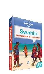Swahili phrasebook - 5th edition