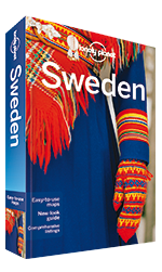 Sweden travel guide, 6th Edition May 2015 by Lonely Planet
