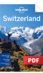 Switzerland - <strong>Graubunden</strong> (Chapter)