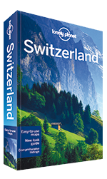 Switzerland travel guide, 8th Edition May 2015 by Lonely Planet
