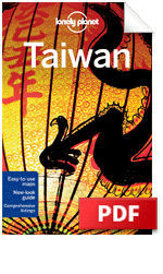 Taiwan travel guide - 8th Edition