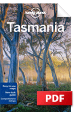Tasmania travel guide - 6th Edition