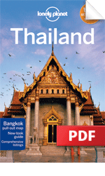 Thailand travel guidebook