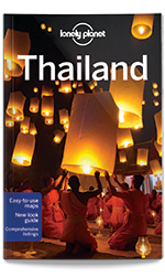 Thailand travel guide, 16th Edition Jul 2016 by Lonely Planet