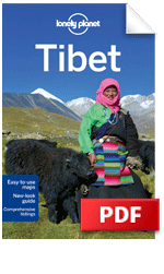 Tibet travel guide - 8th Edition