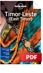 Timor-Leste (East Timor) travel guide - 3rd Edition