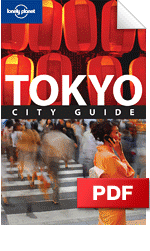 Tokyo - Neighbourhoods (Chapter)