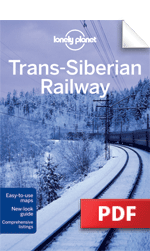 Trans-Siberian Railway - St Petersburg (Chapter)