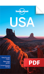 USA travel guidebook