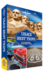 USA's Best Trips, 2nd Edition Mar 2014 by Lonely Planet