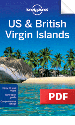US &amp; British Virgin Islands travel guide
