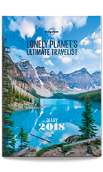Ultimate Travelist Diary 2018