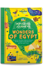 Unfolding Journeys - Wonders of Egypt (North & Latin America Edition)