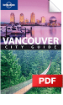 Vancouver - Day Trips &amp; Excursions (Chapter)