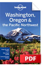 Washington, Oregon &amp; the Pacific Northwest travel guide - 5th Edition