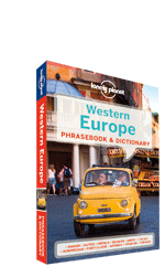 Western Europe Phrasebook