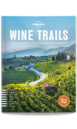 Wine Trails book
