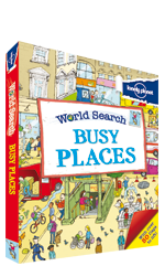 World Search: Busy Places (North American Edition)