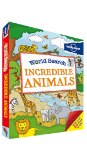 World Search: Incredible Animals (North American Edition)