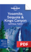 <strong>Yosemite</strong>, Sequoia & Kings Canyon <strong>National</strong> Parks - Planning (Chapter)