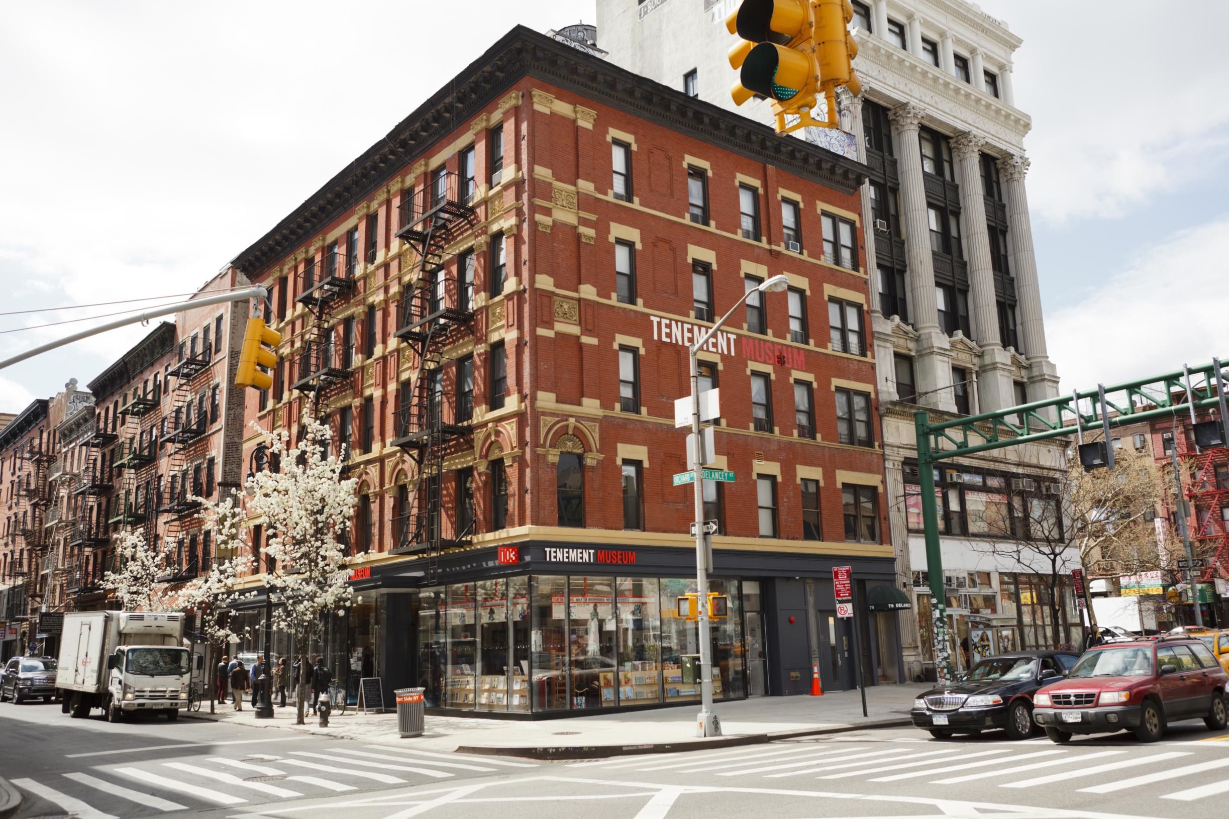 york s lower east side - HD2446×1630