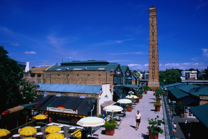 Victoria Park Market – A Fun Day of Shopping in Auckland