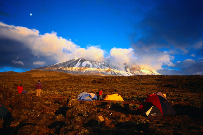 Hiking in Tanzania - Lonely Planet