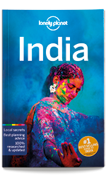 India travel guide, 17th Edition Oct 2017 by Lonely Planet