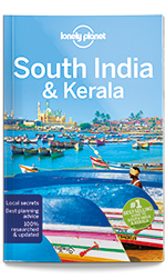 South India & Kerala travel guide, 9th Edition Oct 2017 by Lonely Planet