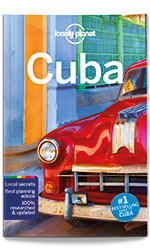 Cuba travel guide, 9th Edition Oct 2017 by Lonely Planet
