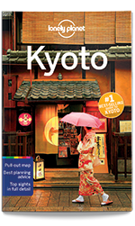 Kyoto city guide, 6th Edition Aug 2015 by Lonely Planet