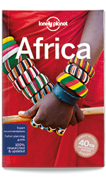 Africa travel guide, 14th Edition Nov 2017 by Lonely Planet