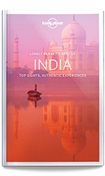 Best of India travel guide, 1st Edition Nov 2017 by Lonely Planet