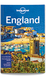England travel guide, 9th Edition Apr 2017 by Lonely Planet