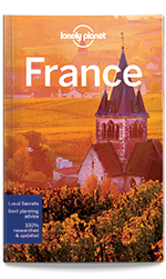 France travel guide, 12th Edition Mar 2017 by Lonely Planet