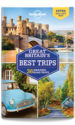 Great Britain's Best Trips, 1st Edition Mar 2017 by Lonely Planet