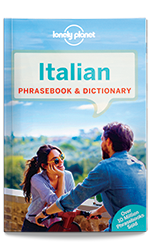 Italian Phrasebook, 7th Edition Jun 2017 by Lonely Planet