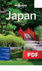 Lonely Planet Japan Travel Guide Pdf